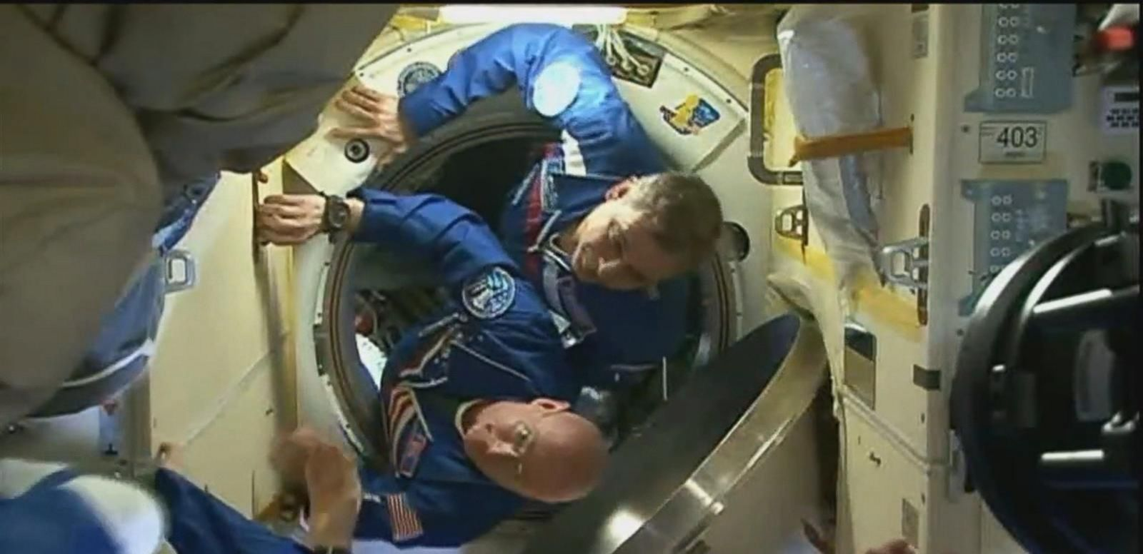 VIDEO: Instant Index: Scott Kelly's Year-Long ISS Trip Off to a Good Start