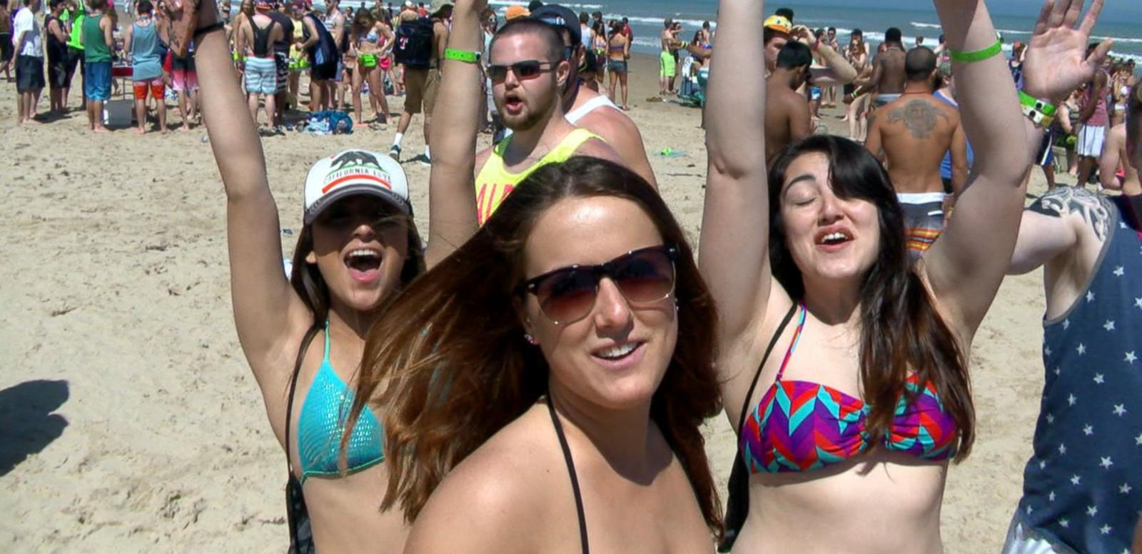 VIDEO: Tragedy Strikes Spring Break in Florida
