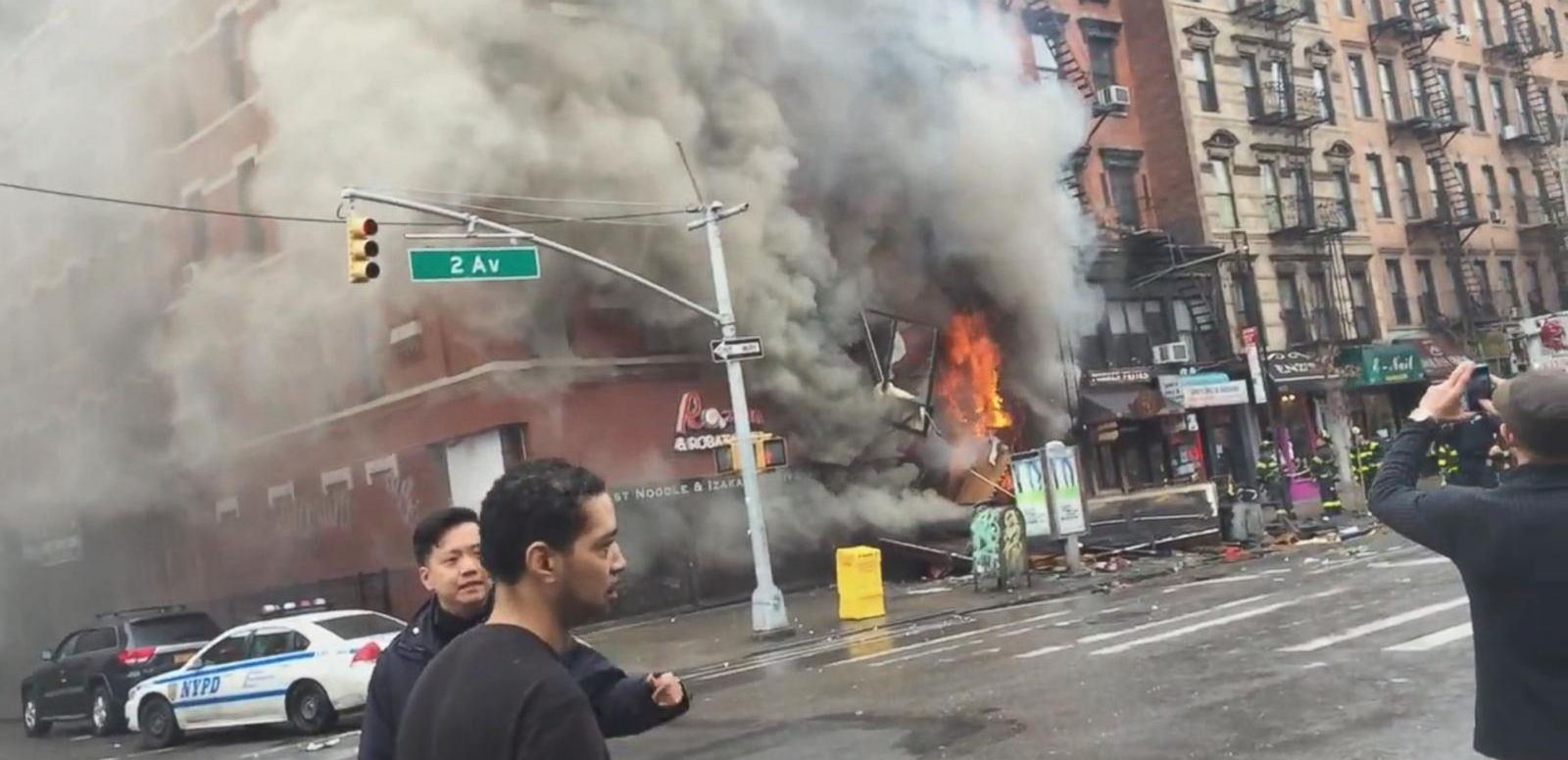 VIDEO: Two Bodies Recovered From New York City Explosion Site