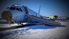 VIDEO: Dozens Injured in AirCanada Crash Landing