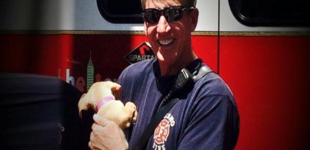 VIDEO: American Bravery on Full Display for Hero Firefighter