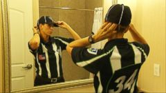 VIDEO: Sarah Thomas Making NFL History