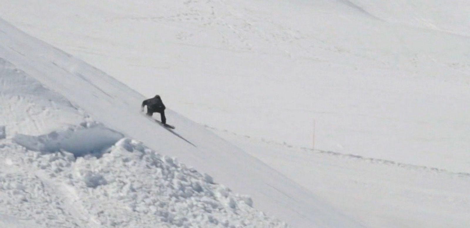 VIDEO: Snowboarding Daredevil Performs Record Breaking Trick