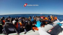 VIDEO: WN 04/19/15: Hundreds Feared Dead After Boat Carrying Migrants Capsizes