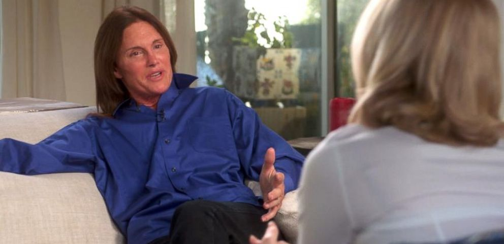 VIDEO: First Look: Bruce Jenner Describes Emotional Roller Coaster