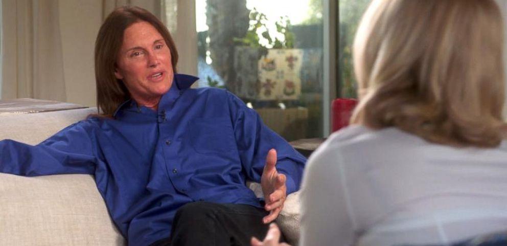 VIDEO: First Look: Bruce Jenner Describes 'Emotional Roller Coaster'