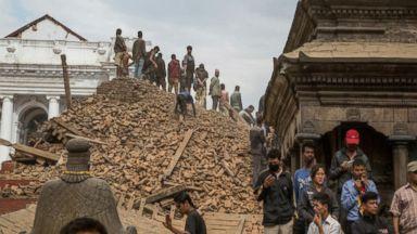 VIDEO: WN 04/25/15: Nepal Struck by Magnitude 7.8 Earthquake