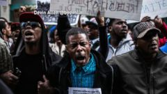 VIDEO: WN 04/26/15: Baltimore Mourns as Freddie Grey is Laid to Rest