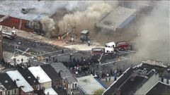 WN 04/27/15: Extremely Violent Protests Erupt in Baltimore Over Police Brutality