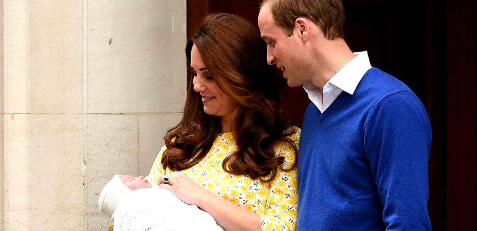 VIDEO: Royal Baby Girl Shifts Royal Succession for Uncle Harry