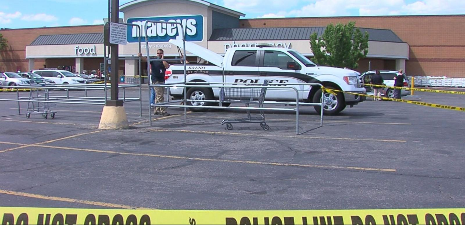 Index: Utah Man Stops Carjacking in Progress by Shooting the Suspect