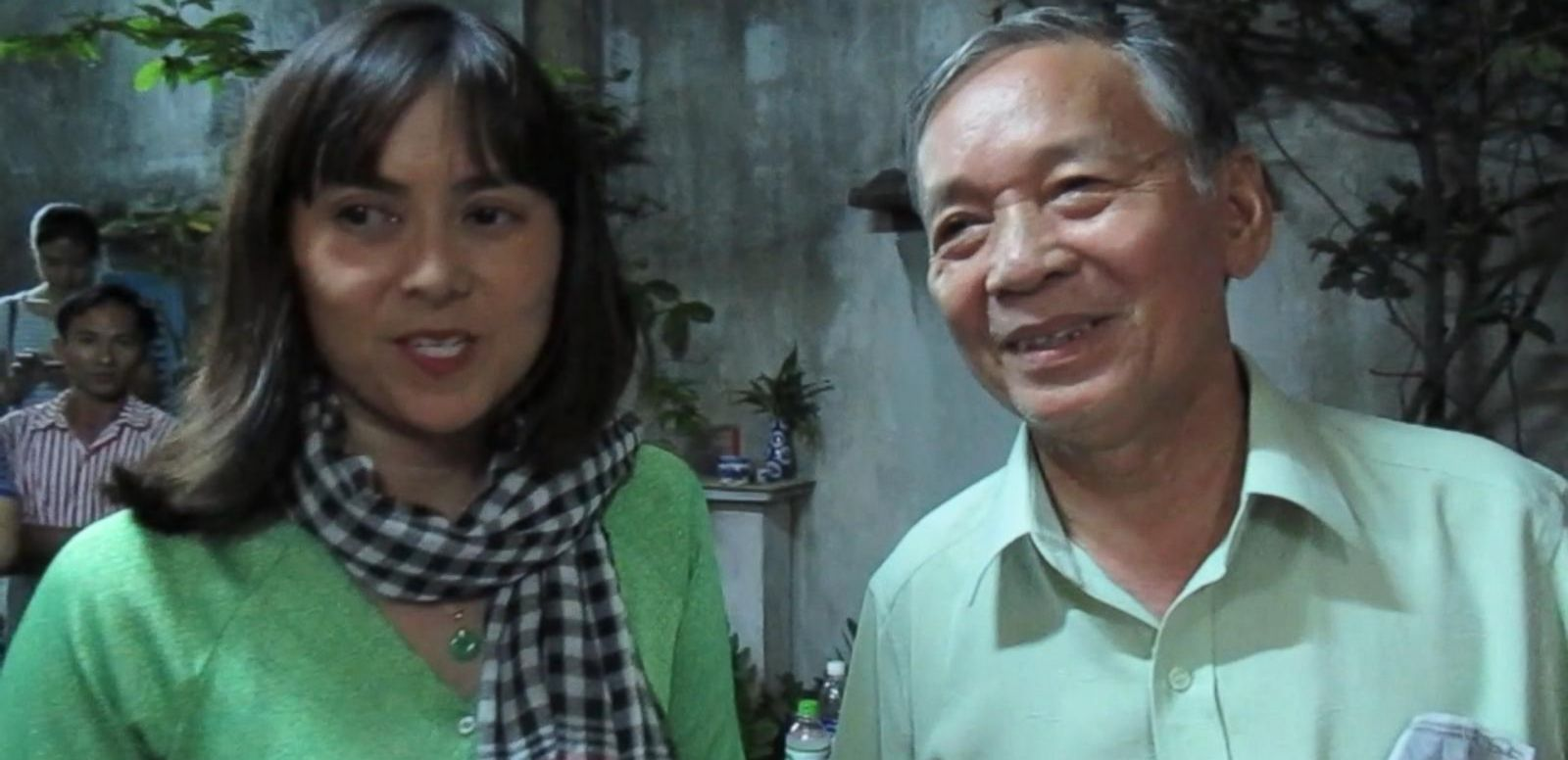 Woman Rescued From Vietnam Reunites With Her Father