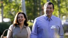 VIDEO: WN 05/05/15: Facebook COO Sheryl Sandberg on The Heartbreaking Loss of Her Husband