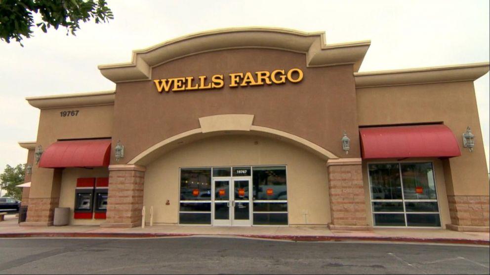 bogus wells fargo accounts video   abc news