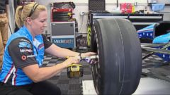 VIDEO: The Indy Pit Girl Breaking Barriers