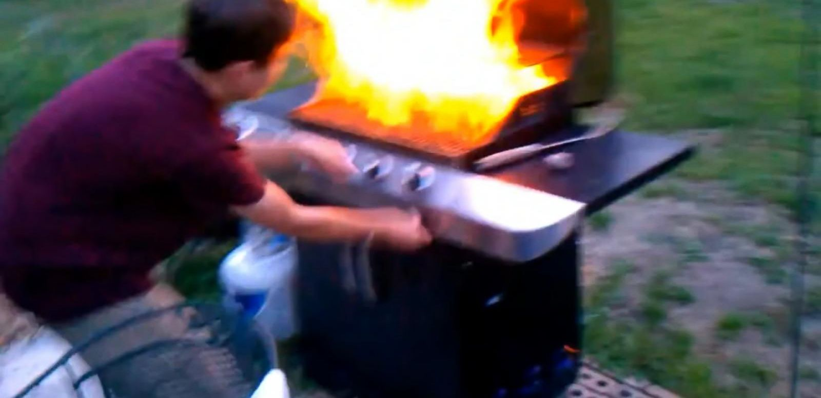 VIDEO: Beware Potential BBQ Threats Before You Start the Grill
