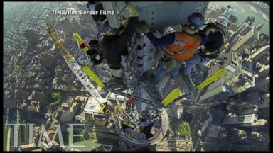 VIDEO: One World Trade Centers Triumphant Opening