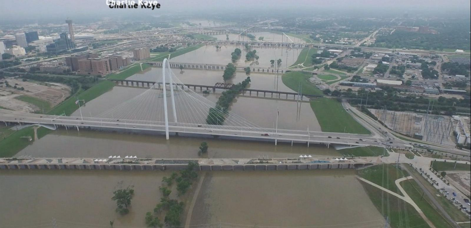 President Obama Orders Federal Aid for Flood-Soaked Texas