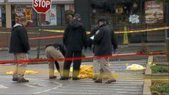 VIDEO: Knife-Wielding Terror Suspect Taken Down in Boston