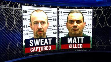 VIDEO: WN 06/28/15: Escaped NY Prisoner David Sweat In Police Custody