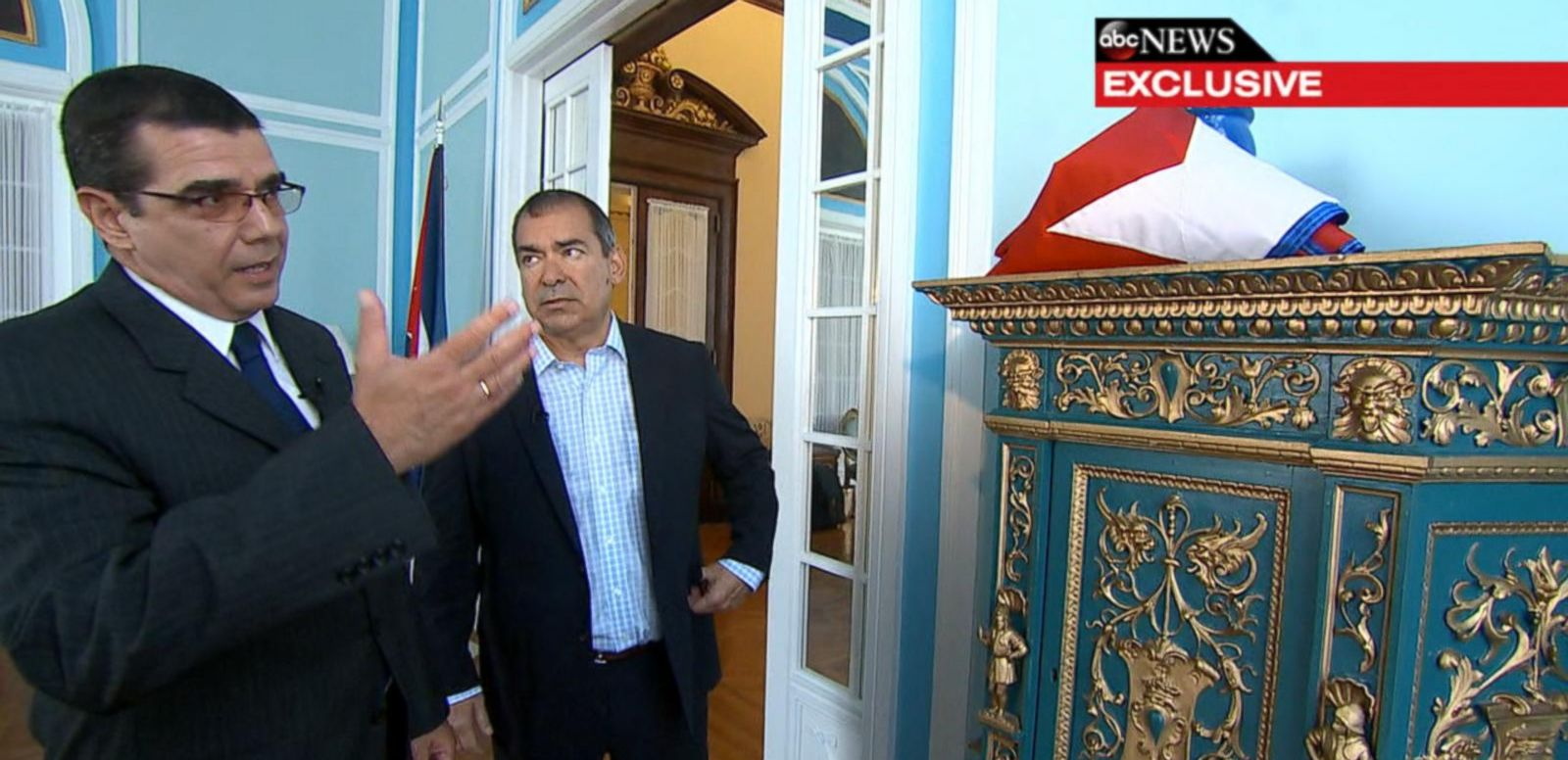 VIDEO: US to Reopen Embassy in Cuba