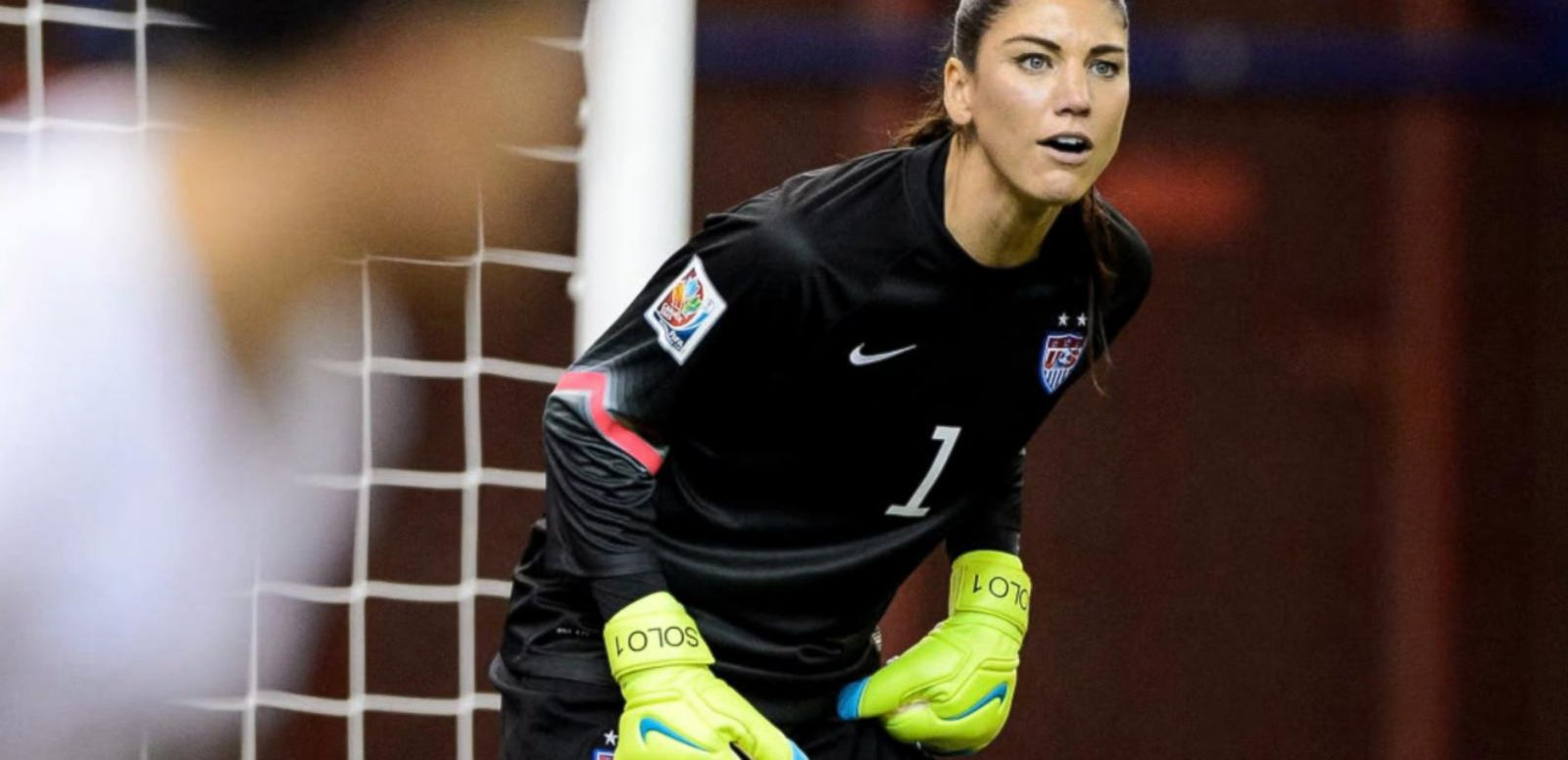 VIDEO: Hope Solo Reveals How She Psyched Out the Competition