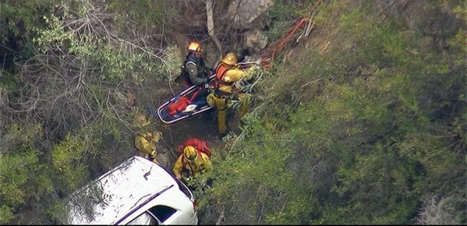 VIDEO: Missing Woman Rescued After Being Trapped in SUV for 2 Days