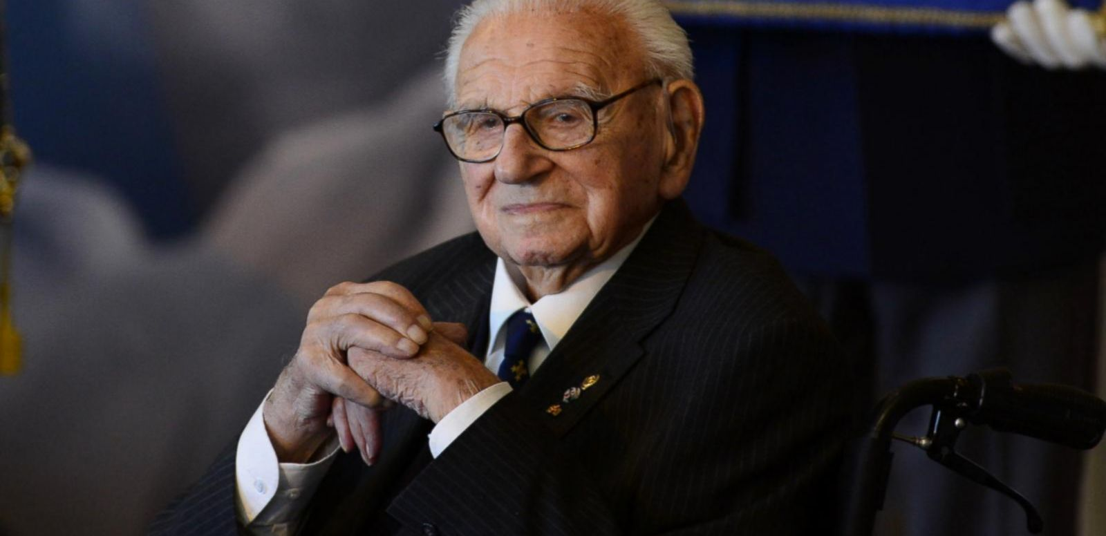 VIDEO: 'Britain's Schindler,' Who Saved Over 650 Jewish Children During Holocaust, Dies