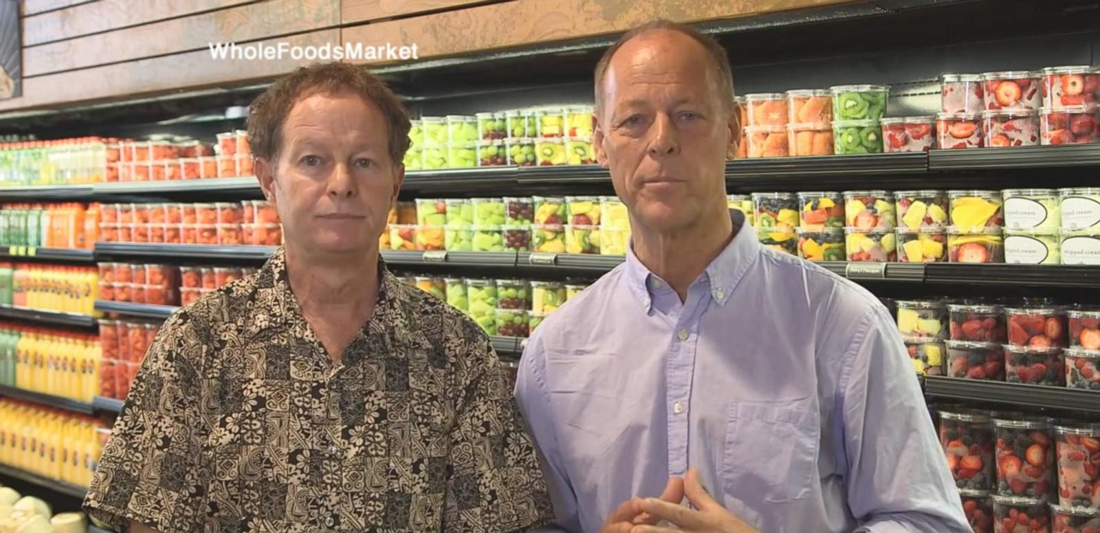 VIDEO: Whole Foods CEOs Apologize for Overcharging Customers