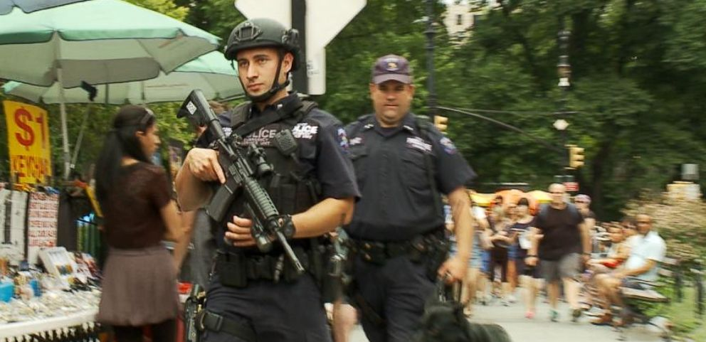 VIDEO: Major US Cities Ramp Up Security for July 4th