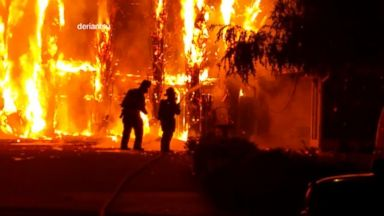 VIDEO: WN 07/05/15: Firefighters Battle Dozens of Wildfires in California