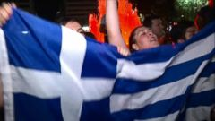 VIDEO: Greeks Vote No on International Bailout