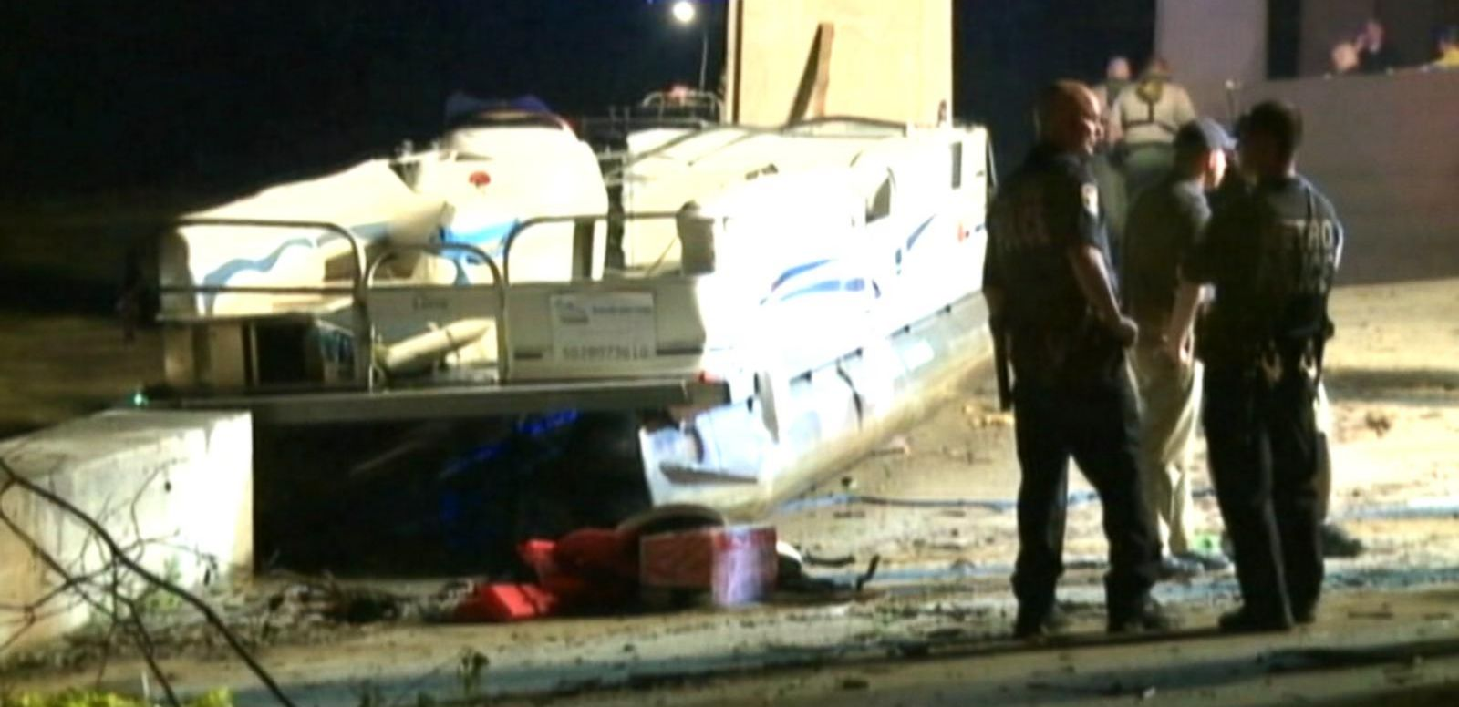 VIDEO: 2 Dead, 3 Missing in Ohio River Boating Accident