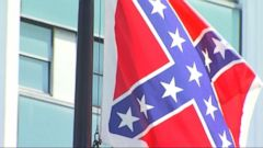 VIDEO: Historic Moment: Confederate Flag Comes Down at the South Carolina Statehouse