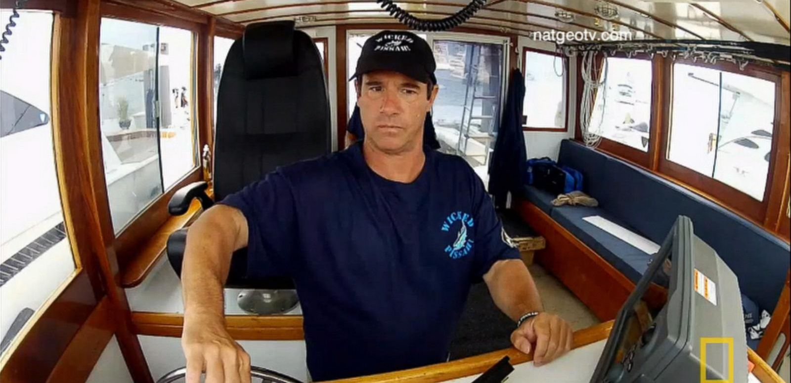 VIDEO: 'Wicked Tuna' Star Paul Herbert Under Federal Indictment for Fraud