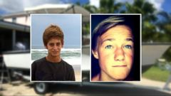 VIDEO: Race Against Time as Search Expands for Two Teens Missing at Sea