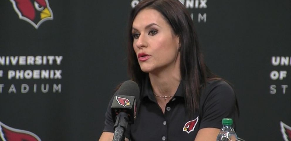 VIDEO: NFL Makes History: Arizona Cardinals Hires the First Female Coach