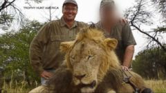 VIDEO: American Dentist Accused of Killing a Famous Lion Cecil While on Safari