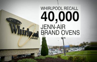 VIDEO: Index: 40,000 Jenn-Air Brand Ovens Recalled