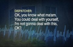 VIDEO: New Mexico 911 Dispatcher Hangs Up on Someone Calling to Get Help For a Shooting Victim