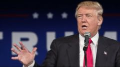 VIDEO: Donald Trump is Frontrunner for the Republican Party