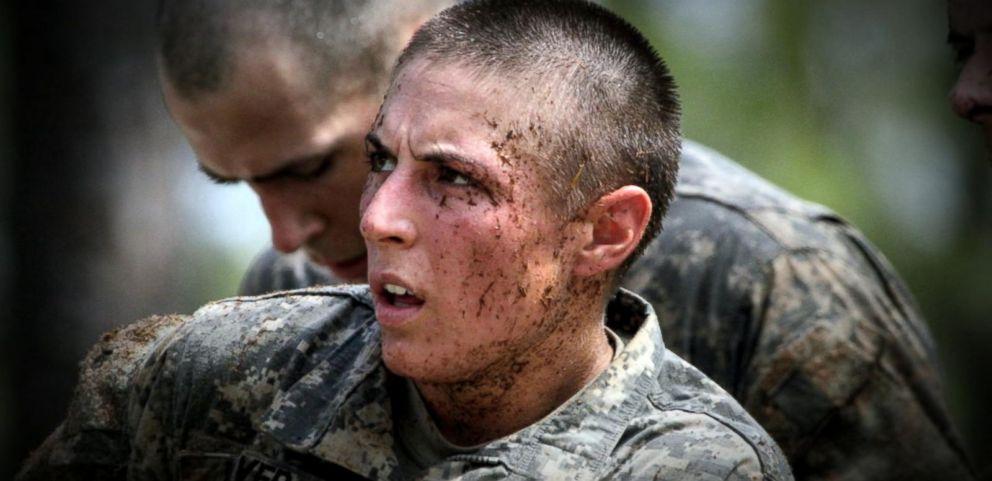 VIDEO: First Woman Graduate Armys Ranger School