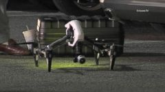 VIDEO: Police Crack Down on Drones