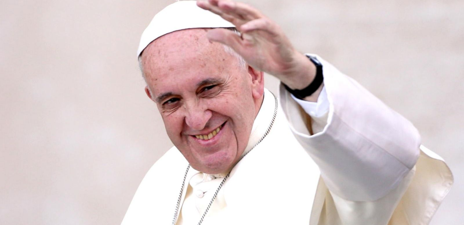 VIDEO: Pope Francis to Meet With President Obama and Address Congress