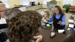 VIDEO: Tense Standoff in Kentucky Over Gay Marriage