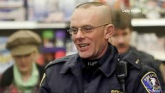 VIDEO: Police Go Door-to-Door Outside Chicago Looking for Cop Killers