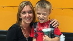 VIDEO: Teacher Donates Kidney to 1st Grade Student