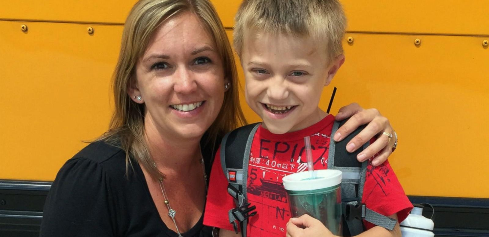 VIDEO: Teacher Donates Kidney to 1st Grade Student