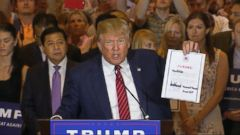 VIDEO: Donald Trump and the New Truce With Republicans