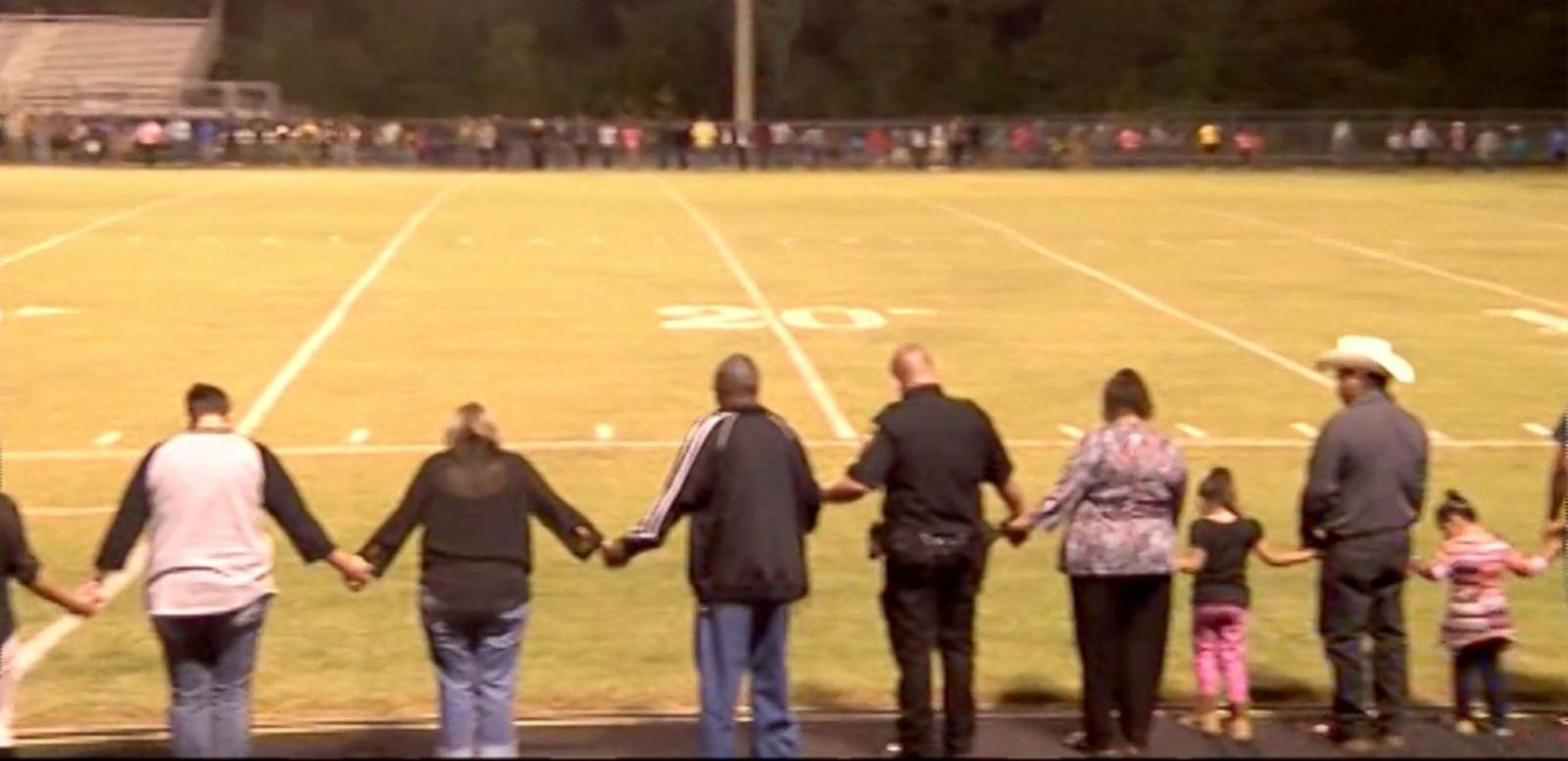 VIDEO: Returning to the Football Field Where a High School Player Collapsed